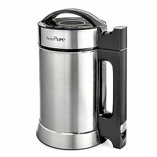 Presto Pure Stainless Steel Soy Milk Maker IAE15 with Free Soybean Packet 800W