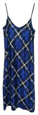 Michael Kors Womens Black Blue White Sequin Dress New NWT Small 4 6