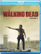 THE WALKING DEAD STAGIONE 3 4 BLU-RAY SIGILLATO - EDIZIONE ITALIANA
