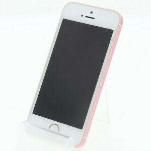 Apple iPhoneSE 32GB Rose Gold J/A SIM free Unlocked Smartphone
