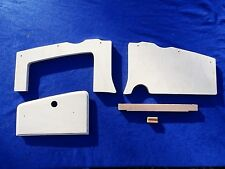 JAGUAR XK140  NEW DASHBOARD END PANEL SET LHD/RHD