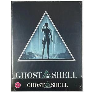 Ghost in the Shell 4K Steelbook Box Set