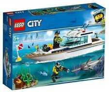 LEGO City Yacht per immersioni (60221)