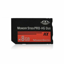 8GB Memory Stick MS PRO Memory Card High Speed For Sony Game PSP 1000 2000 3000