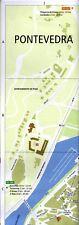 Sheet Map Pontrevedra Including Street Name Index, Spain
