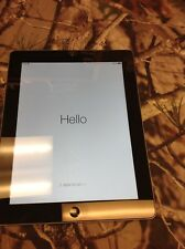 Apple iPad 2 16GB, Wi-Fi, 9.7in - Black (LOCKED) or for parts bundle