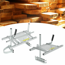 Aluminum Chainsaw Mill Frame Chainsaw Accessory Woodworking Cutting Tool 2024
