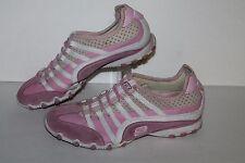 Skechers Bikers Straightaway Casual Shoes, #21552, Pink/Lav, Women's US 7.5
