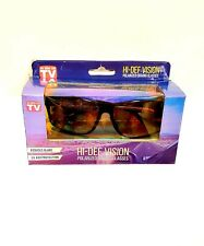 As Seen On TV Unisex (Hi-Def Vision) Polarized Driving Glasses