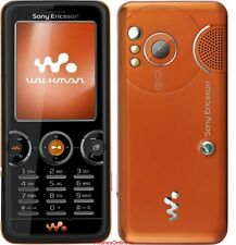Sony Ericsson W610i Walkman Orange (Ohne Simlock) 3Band 2MP MP3 RADIO Neuwertig