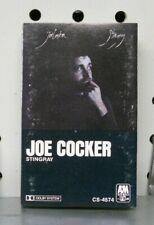Joe Cocker, Stingray-Cassette Tape 1976