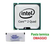 * INTEL Processore CPU Core 2 Quad 2.66 Ghz Q8400 2.66 GHz 4M 1333 socket 775