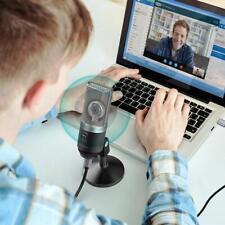 USB Mikrofon PC Kondensator Mikrofone für Computer (Mac und Windows) Aufnahme