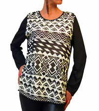 Unbranded Thin Geometric Jumpers & Cardigans for Women