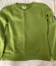 CP Company Green Boys Sweater Age 10