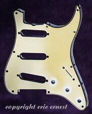 1963 1964 1965 Fender Stratocaster guitar GREEN nitrate pickguard. ORIGINAL NICE