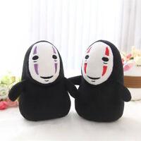 Spirited Away No Face Man Anime Studio Ghibli Totoro Plush Toy Soft Stuffed Doll