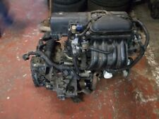 2002-2010 NISSAN MICRA K12 ENGINE AND AUTOMATIC GEARBOX