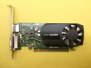 HP NVIDIA QUADRO K620 2GB GDDR3 Graphics Video Card 765147-001