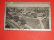 ZY629 Vintage 1948 Postcard Sutter Fort & Vicinity Sacramento California