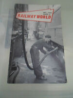 Railway World December 1959 ~ Vintage Railwayana + Illustrated With Photos