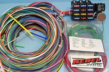 Rebel Wire VW Bug DELUXE  Universal Wiring Harness
