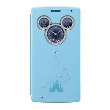 DOCOMO LG DM-01G DISNEY SWAROVSKI ANDROID 5.0 SMARTPHONE UNLOCKED NEW PHONE BLUE