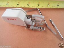 Genuine Even Feed Walking Foot Singer Low Shank Brother Babylock Kenmore White
