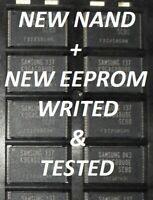 New nand k9gag08u0e + eeprom tested with ue32d5500 ue37d5500 ue40d5500 ue46d5500