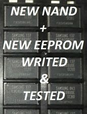 New nand k9gag08u0e + eeprom tested with ue32d55XX ue37d55XX ue40d55XX ue46d55XX