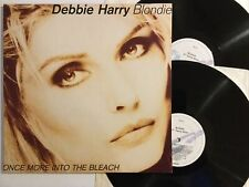 """Debbie Harry: Blondie: Once More Into The Bleach 12"""" Dance Mixes: Free UK Post"""