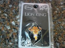 Disney Lion King Scar Pin Brand New on Card Loungefly Simba