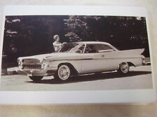 1961 DESOTO  2 DOOR HARDTOP   11 X 17  PHOTO  PICTURE