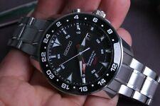 SEIKO Sportura Kinetic GMT cal.5M85A Gentlemen's wrist watch