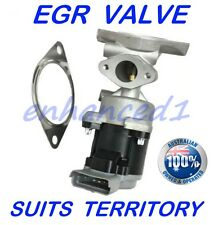 EXHAUST GAS RETURN EGR VALVE for FORD TERRITORY SZ 2.7L TURBO DIESEL - RIGHT