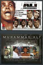 Antigua 2008 Muhammad Ali Boxen Cassius Clay Boxsport Boxing 4599-4608 MNH