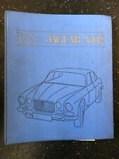 Werkstatthandbuch, Jaguar XJ12 S 1, Englisch, E.172/1, sehr guter Zustand