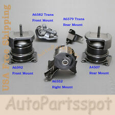 Engine Motor & Trans Mount Kit 5PCS For 1999-2003 Acura TL 3.2L Auto Trans G049