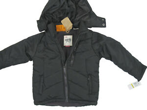 NEW! Timberland Little Boys Winter Jacket! *4 Colors* *Fleece Lined* *Poly Fill*