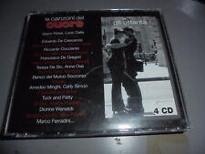 COFFRET BOX 4 CD CHANSONS DEL CŒUR GLI QUATRE-VINGT ANNÉES 80 BMG