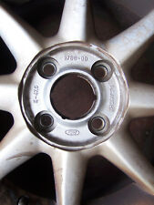 OEM Ford Contour 15x6.5 alloy wheel, used rim with tire AS IS 97BGGD 1998 1999