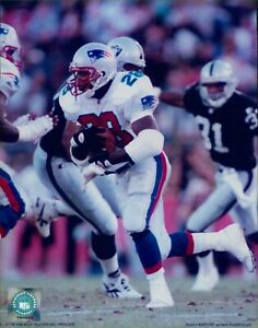 Curtis Martin New England Patriots NFL Licensed Unsigned Glossy 8x10 Photo E