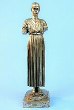 ANCIENT GREEK MUSEUM REPLICA STATUE THE CHARIOTEER OF DELPHI HENIOKHOS SCULPTURE