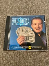 USED CD: Who Wants to Be a Millionaire The Album (FB)