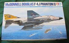 Tamiya Models 1:32 McDonnell Douglas F-4J Phantom II plastic model kit