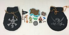 Mega Bloks Pyrates Hidden Loot - #3602 Nice Condition Almost Complete Pirates