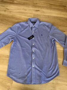 Ralph Lauren Blue Shirt XL BRAND NEW