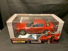 Takara Binaltech Transformers Rare Red Meister, New, Not a reissue, MIB