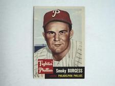 1953 Topps #10 Smokey Burgess Phillies SP NRMINT/MINT - 1 day FLASH SALE