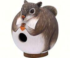 Gordo Squirrel Bird House